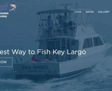 Key Largo Fishing Website